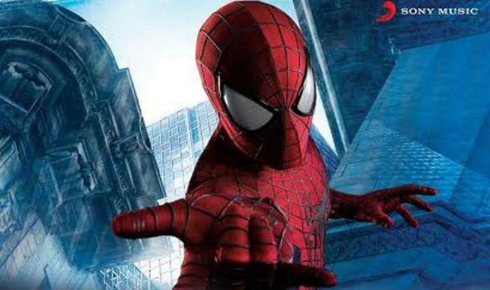 spider-man-in-main-hoon